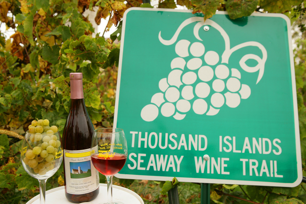 1000 Islands Seaway Wine Trail