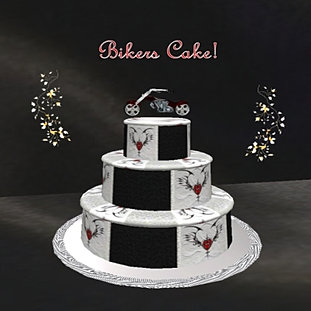 Biker Wedding Cake Ideas Unique Wedding Ideas