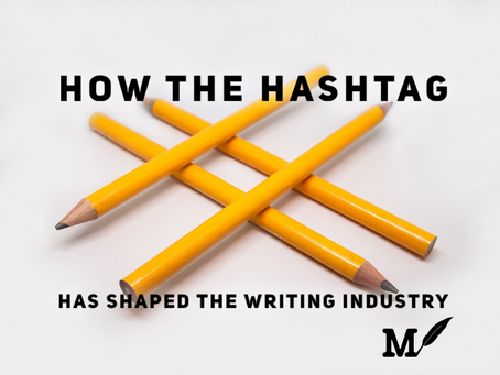 How the hashtag has shaped the writing industry