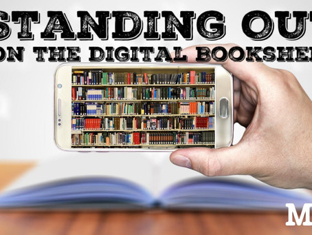 Standing Out in the Digital Bookshelf