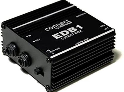 Whirlwind EDB1 Passive DI Box