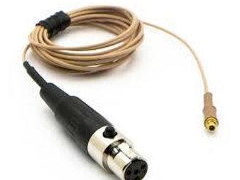 Countryman E6 Tan Cable-Shure