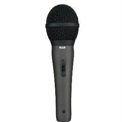 CAD 22a Switched mic