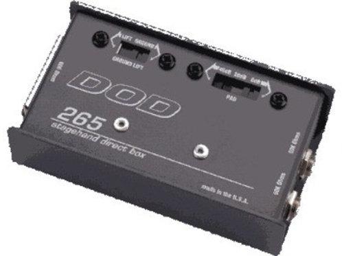 DOD 265 Direct Box