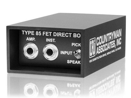 Countryman Type 85 A-DI Active DI Box