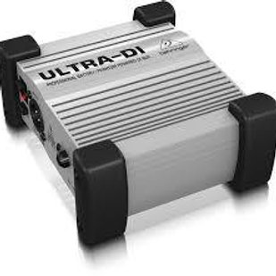 Behringer Ultra DI Active DI Box