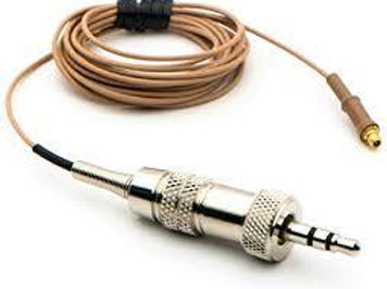 Countryman E6 Tan Cable-Sennheiser