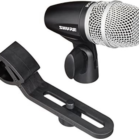 Shure PG56 Drum Mic w/ 850D Clip On Drum Mount