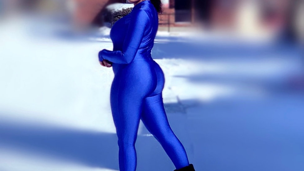 Icy Girl Jumpsuit