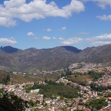 City of Ouro Preto, MG