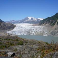 Mendenhall glacier terminus (08/2019)