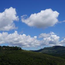 Hillslopes in the highlands