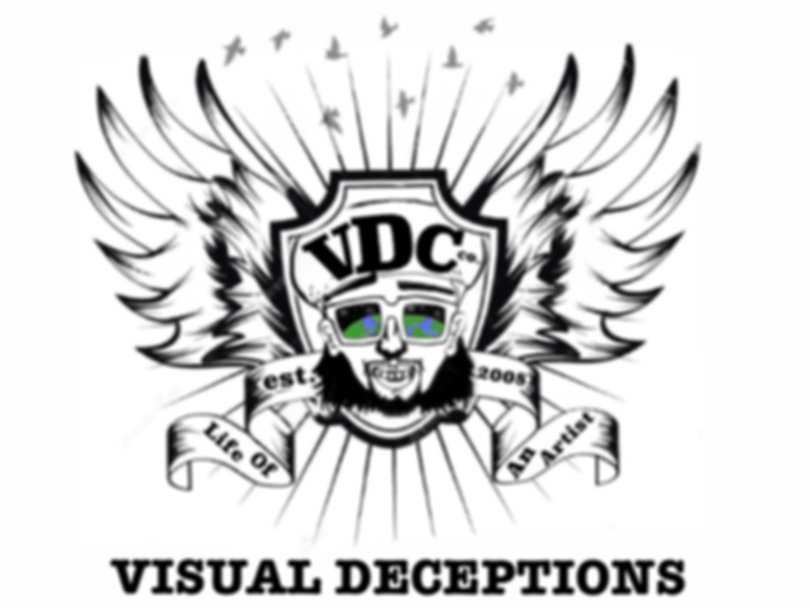 Visul Deceptions Clothing Co. See the world through the eyes of an artist!!