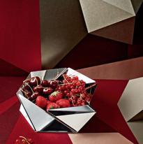 Kaleidos Fruit Bowl by Naoko Shintani