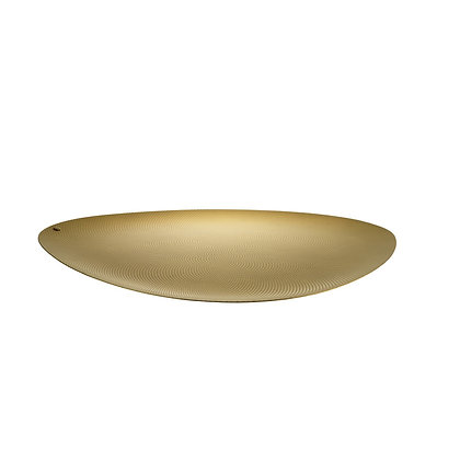 Alessi Colombina Small Tray Brass