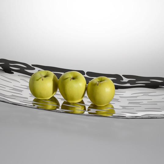 Bark Fruit Bowl by Boucquillon & Maaoui