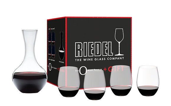 Riedel O Tumbler Cabernet/Merlot with Gift