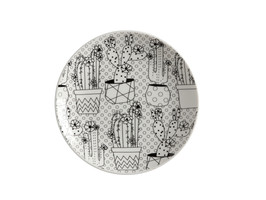 Mindfulness Plate Cactus 19cm