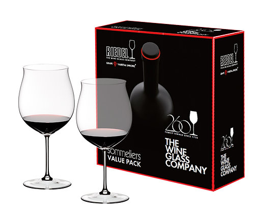Riedel Sommeliers Burgundy Value Pack