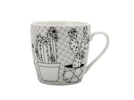 Mindfulness Mug Cactus 470ML