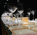 Riedel Sake Central Tasting Hong Kong