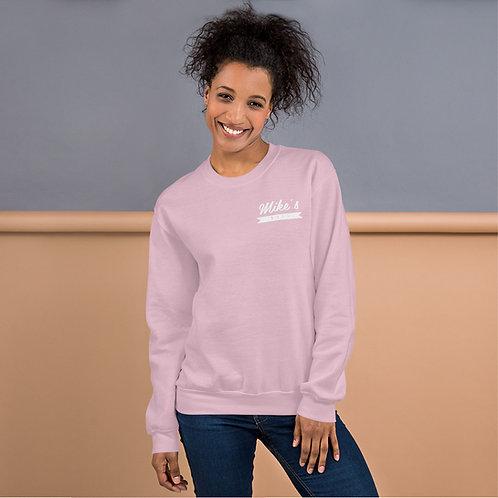 Classic Mike's Small Logo Unisex Sweatshirt