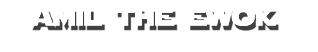 Amil the Ewok logo.png