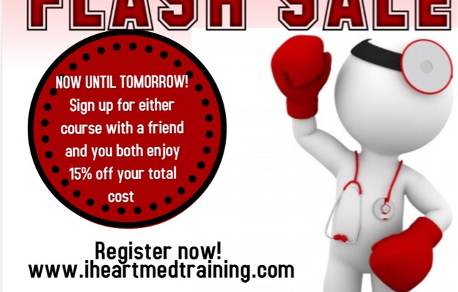 Flash sale ends tomorrow! Sign up TODAY