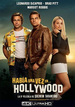 habia-una-vez-en-hollywood-4k