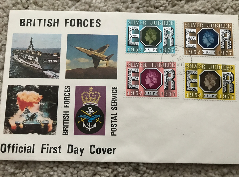 Stamps First Day Cover