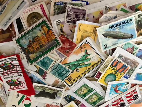Are You a Family of Stamp Collectors? (or Stamps vs Ponies!)