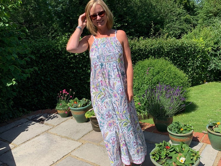 Featured Blog - Buy Less Choose Well...and a more sustainable approach to my wardrobe