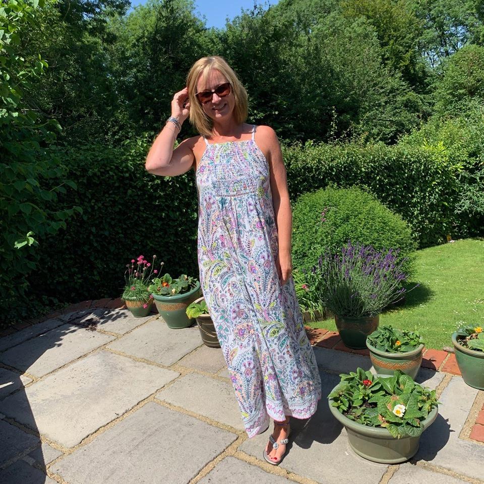Sustainable fashion Summer styling Monsoon Sundress