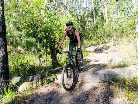 Intro to Mountain Bike Riding Skills Course Update
