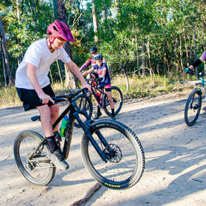 Balance MTB - Spring Coaching, Course and Ride Updates