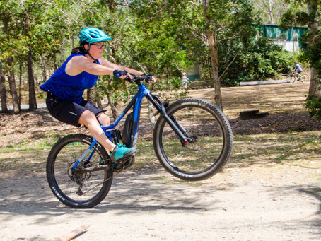 About the Gold Coast She Rides Mountain Bike Programs