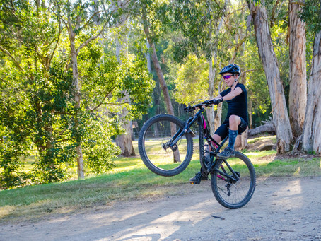 Faith, Persistence and Discovery - A Mountain Bike Journey
