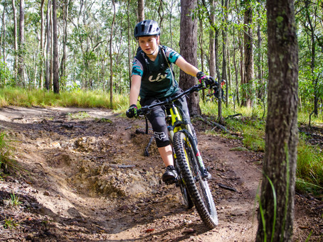 Turning Point - Beginning the Journey to find Mountain Bike Nirvana
