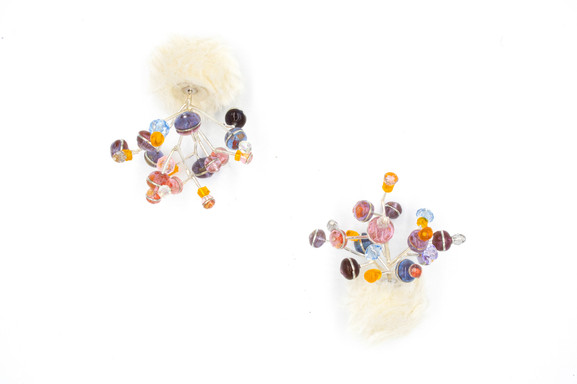 Tangle Berries Earring | 2020