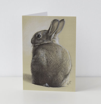 'Peter' Greeting Card