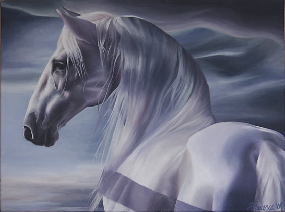 'The Horse' Limited Edition Print