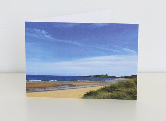 'Embleton Bay' Greeting Card
