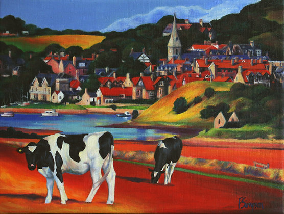 'Alnmouth' Limited Edition Print