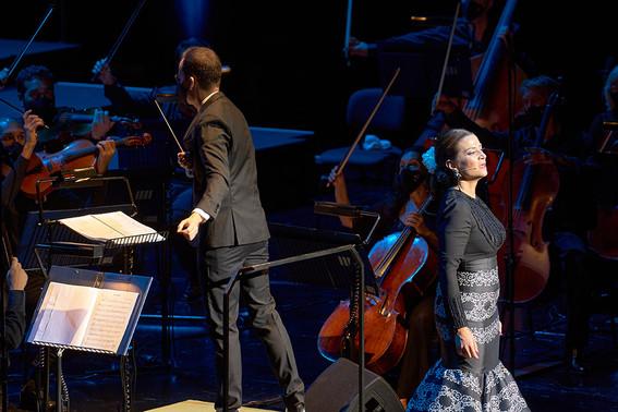 Real Orquesta Sinfónica de Sevilla - Guillermo Mendo