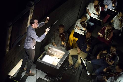 Salvador Vázquez - Foto: Daniel Pérez/Teatro Cervantes