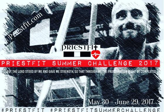 Priestfit Summer Challenge 2017