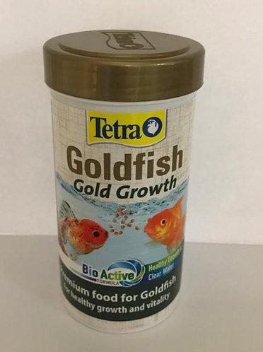 Tetra Goldfish Gold Growth