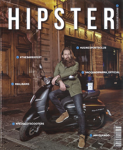 COVER HIPSTER N8 numero magazine expert automobile jb expertises