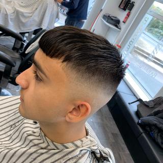 Men's Haircut - Short sides