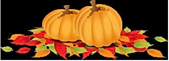 Holiday Pumpkins